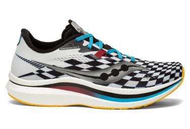 Chaussures de Running Saucony Endorphin Pro 2 Reverie Blanc / Multi-couleur