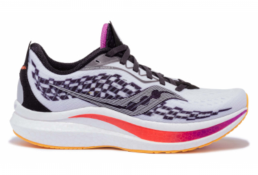 Chaussures de Running Femme Saucony Endorphin Speed 2 Reverie Blanc / Multi-couleur
