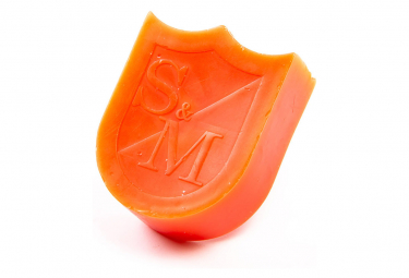 S and M Shield Wax Red