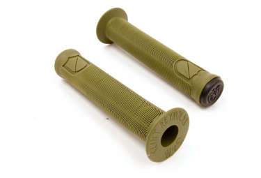 S and M Reynolds Grips Green Army