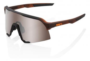 Gafas 100% S3 brown silver UV catégorie 3