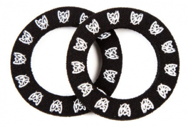 S and M Sharpie Shield Donuts Black