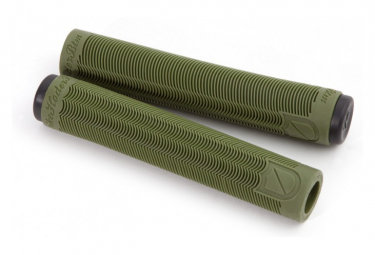 S and M Hoder Grips Green