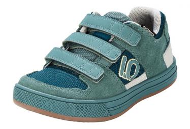 Zapatillas MTB para niños Five Ten Freerider VCS Azul