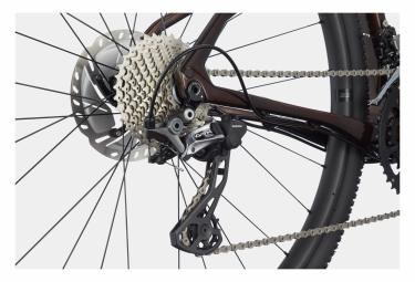 Gravel Bike Cannondale Topstone Carbon 2 Shimano GRX 11V 700 mm Saber 2021
