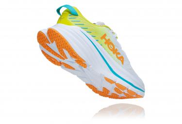 Chaussures de Running Hoka One One Bondi X Limited Edition Blanc / Jaune