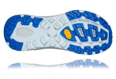 Chaussures de Trail Femme Hoka One One Mafate Speed 3 Bleu / Vert