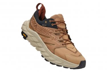 Chaussures de Randonnée Hoka Anacapa Low GTX Marron Homme