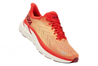 Chaussures de Running Hoka One One Clifton 8 Orange / Orange