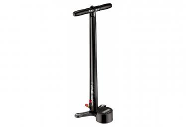 Pompa da pavimento Lezyne Alloy Digital Drive (Max 220 psi / 15 bar) Nero