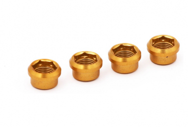 Rennen Nuts Normales Gold (x4)
