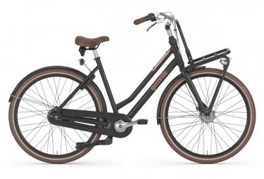 Bicicleta Ciudad Mujer Gazelle Miss Grace L T7 Noir