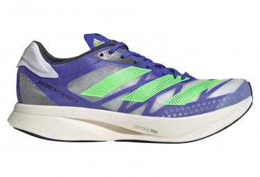 Adidas adizero Adios Pro 2 Azul / Verde Unisex Zapatillas de running
