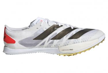 Sportschuhe adidas adizero Ambition Weiß Gold Rot Unisex