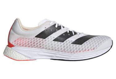 Zapatillas adidas running adizero Pro para Hombre Blanco / Rojo