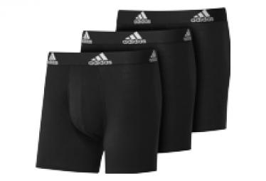Boxers x3 adidas Bos Brief Noir