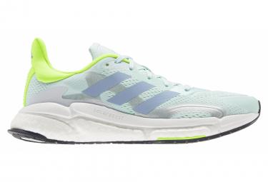 adidas running Solar Boost 3 - femme - bleu