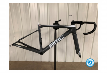Módulo de Cuadro de Bicicleta de Carretera de OcasiónBMC Teammachine SLR01 Disco Taille 47