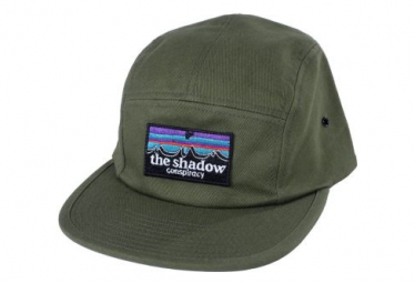 Casquette The Shadow Conspiracy Out There Vert Olive