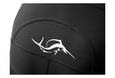 Sailfish Trisuit Comp Trisuit Suit Black Blue