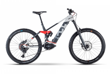 Husqvarna Hard Cross 7 Mountain Bike Elettrica Full Suspension Sram SX Eaglea 12V 630 Wh 27.5'' 2021