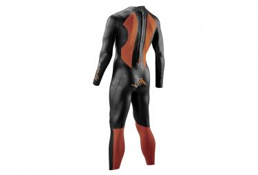 Open Water Suit Sailfish Ignite Black Orange