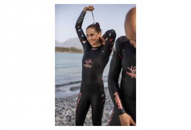 Sailfish Wetsuit Attack Womens Neoprene Suit Black
