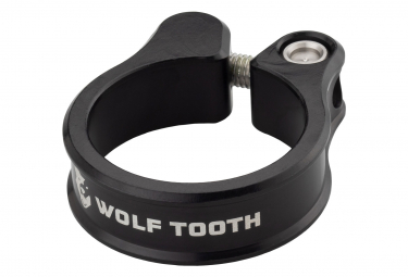 Collier de Selle Wolf Tooth Seatpost Clamp Noir