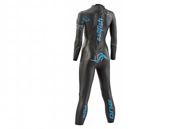 Sailfish Wetsuit One Womens Neoprene Suit Black