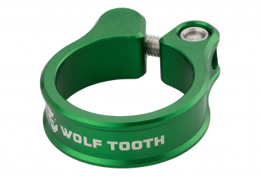 Collier de Selle Wolf Tooth Seatpost Clamp Vert