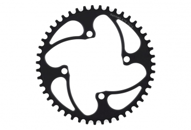 Rennen 104 mm Threaded Sprocket Black