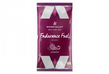 Boisson Énergétique Moonvalley Organic Endurance Fuel Framboise Myrtille 45 g