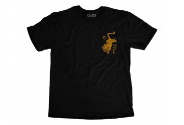 T-Shirt Manches Courtes The Shadow Conspiracy Nekomata V2 Noir