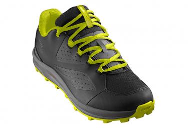 Mavic XA MTB Shoes Black / Yellow