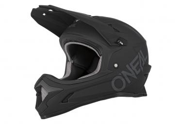 O'Neal Sonus Solid Full-Face Helmet Black