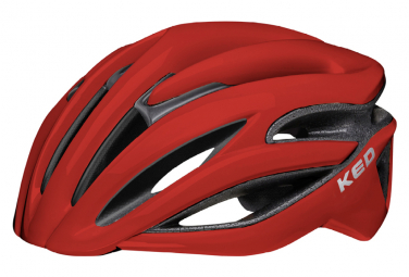 Casque Ked Rayzon Rouge