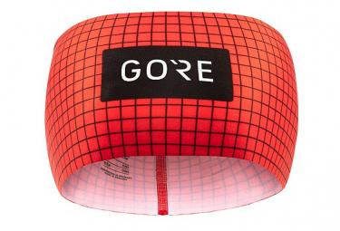Bandeau GORE Wear Grid Orange/Noir