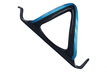 Porte-Bidon Supacaz Fly Cage Carbon Prizmatik Blue