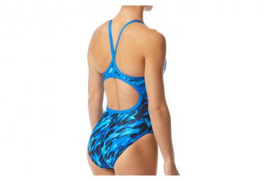 Tyr Draco Diamondfit One Piece Swimsuit Blue