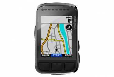 Compteur GPS Wahoo Fitness Elemnt Bolt V2 - Bundle Tickr Cardio / Vitesse / Cadence