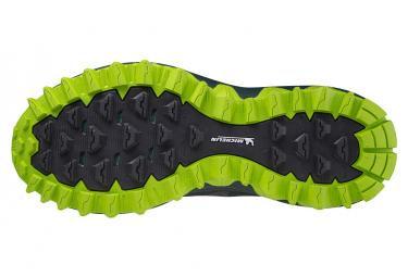 Chaussures de Trail Mizuno Wave Mujin 8 Vert / Gris