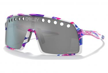 Gafas Oakley Sutro Kokoro multicolor silver UV catégorie 3
