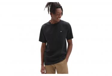 T-Shirt Manches Courtes Vans Off The Wall Noir