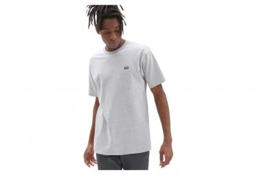 Vans Off The Wall Short Sleeve T-Shirt Gray