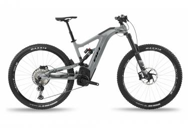 BH AtomX Carbon Lynx 6 Pro-S Elektro-Full-Suspension MTB Shimano SLX XT 12F 720 Wh 29'' Grau 2021