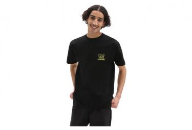 Vans x Spongebob Mike Gigliotti Jump Short Sleeve T-Shirt / Black