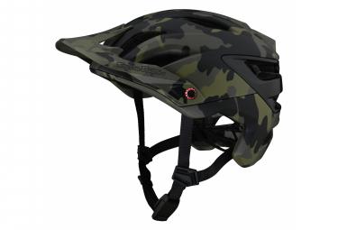Troy Lee Designs A3 Mips Camo Green Helmet