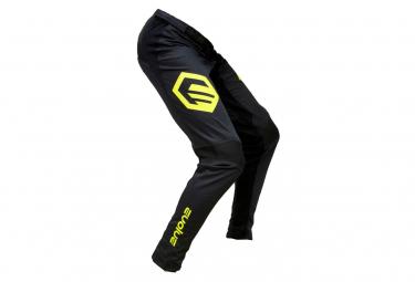 Pantalon Enfant Evolve Send it Noir / Jaune Fluo