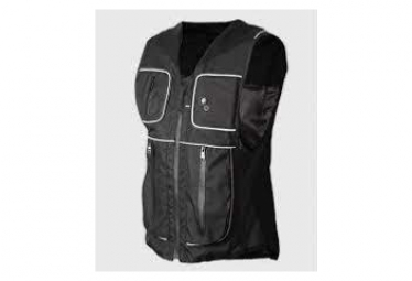 B'SAFE BIKE Gilet airbag autogonflant pour cycliste - XL