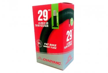 CHAMBRE 29 3.0-3.5 FAT BIKE VALVE STANDARD CHAOYANG.